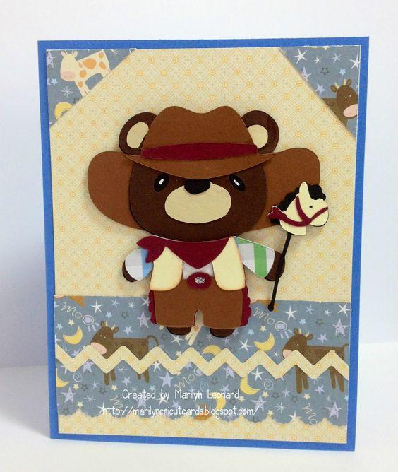 Teddy Bear Parade - Cowboy.