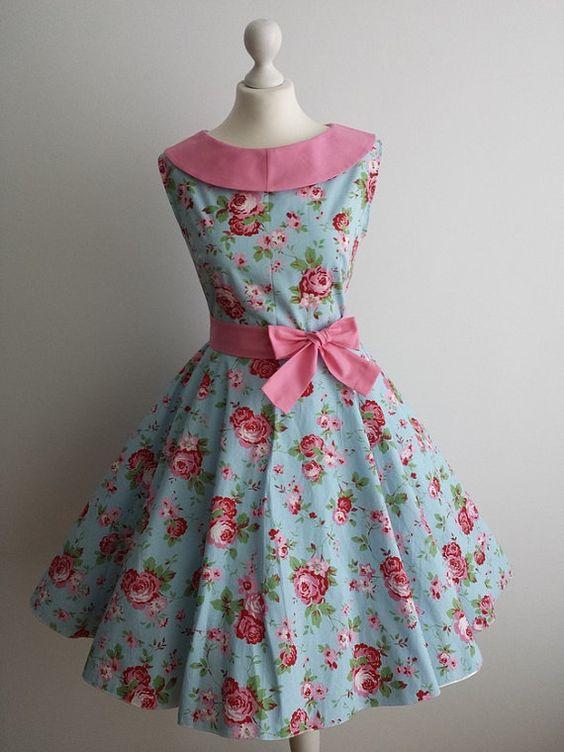 petticoat kleid 50er jahre 60er rockabilly petticoat dress. Black Bedroom Furniture Sets. Home Design Ideas