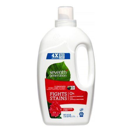 Household Essentials Natural Laundry Detergent Laundry