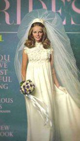 Phenomenal Fashion History 1970S Wedding And Vintage Fashion On Pinterest Hairstyle Inspiration Daily Dogsangcom