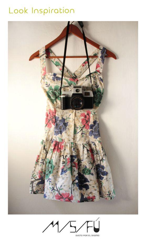 A este vestido lo llame ColdPlay :)  Diseño Único para MISIFÚ ; gusto por el diseño ♥