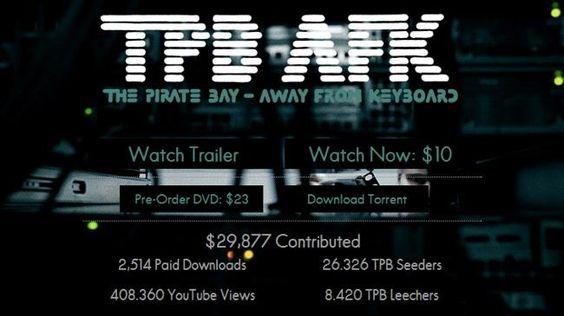 El estreno del documental sobre The Pirate Bay: TPB AFK. La imagen de la semana http://www.genbeta.com/p/74359