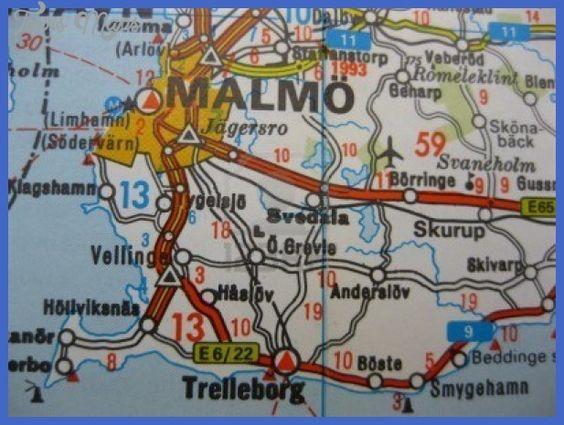 Cool Kalmar Sweden Map Tours Maps Pinterest Sweden Map - Sweden map gps