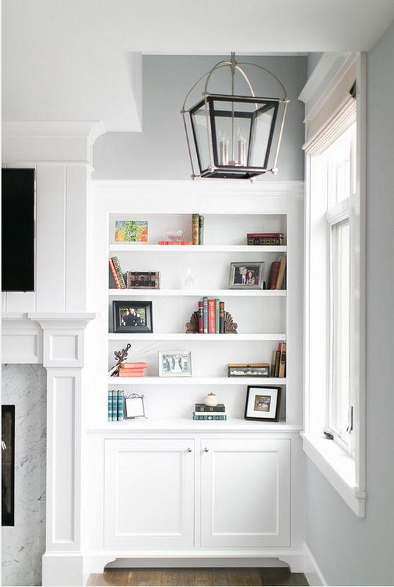 Fireplace bookshelf Fireplace bookshelf Design Fireplace