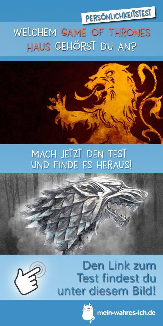Welchem Game Of Thrones Haus Gehorst Du An Game Of Thrones Game Of Thrones Hauser Thron