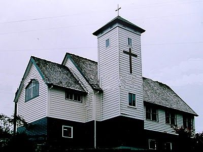 United Church of Canada Ucluelet BC