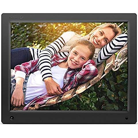 Nixplay 12 Inch Wi Fi Cloud Digital Photo Frame Iphone Android App Email Facebook Dropbox I Digital Picture Frame Digital Frame Best Digital Photo Frame