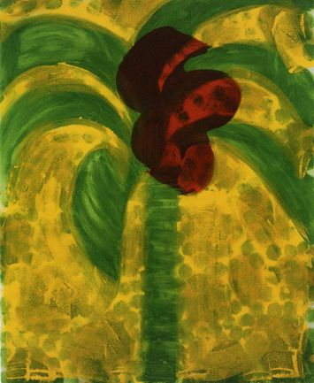 Howard Hodgkin. Palm.