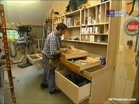 How To Build A Work Storage Hutch Norm Abram New Yankee