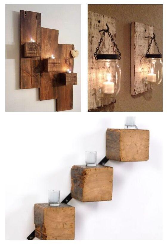 Recycler Une Palette 10 Idees Pour Habiller Un Mur Idee Deco Bois Deco Murale Bois Deco Palette Bois