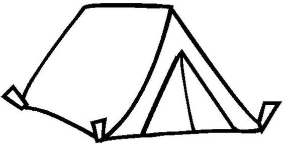 big top tent coloring pages - photo#31