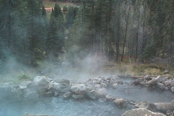 Hotsprings by Jemez