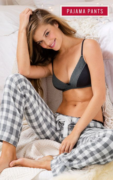 Sexy girls in pj