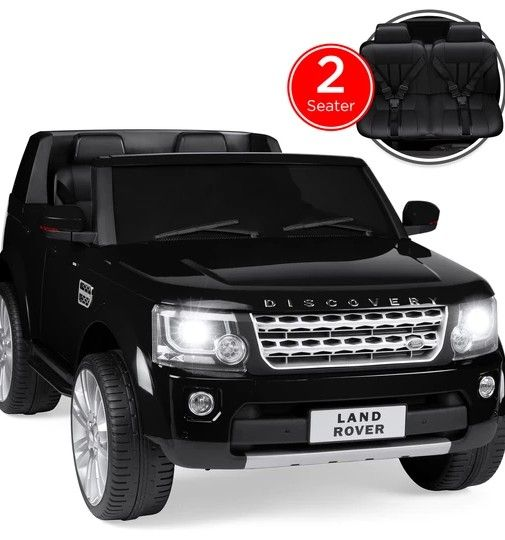 Let Your Child Drive Manually Or Use The 2 4ghz Remote Control To Safely Guide Them When Necessary The Remote Has Forw Land Rover Kids Ride On Range Rover Hse