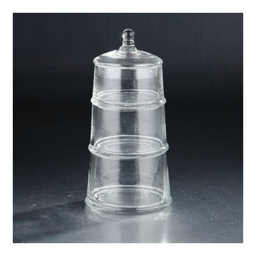 Found it at Wayfair - 3 Tier Jar with Lid