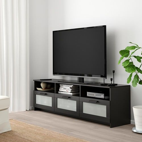 Sensational Ikea Brimnes Black Tv Unit Home Reno In 2019 Tv Bench Uwap Interior Chair Design Uwaporg