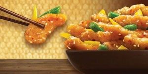 FREE Honey Sesame Chicken Breast at Panda Express On October 2nd!