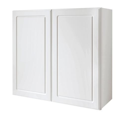 Value choice 33 ontario white standard height wall cabinet at menards organizing pinterest - Menards white kitchen cabinets ...