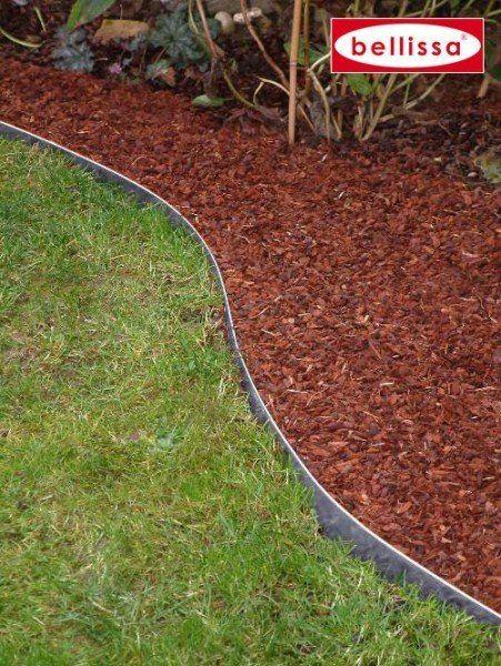 Bellissa Rasenkante 118x13 Cm 10 St Set Rasenkanten Beetumrandung Rasenkanten Ideen