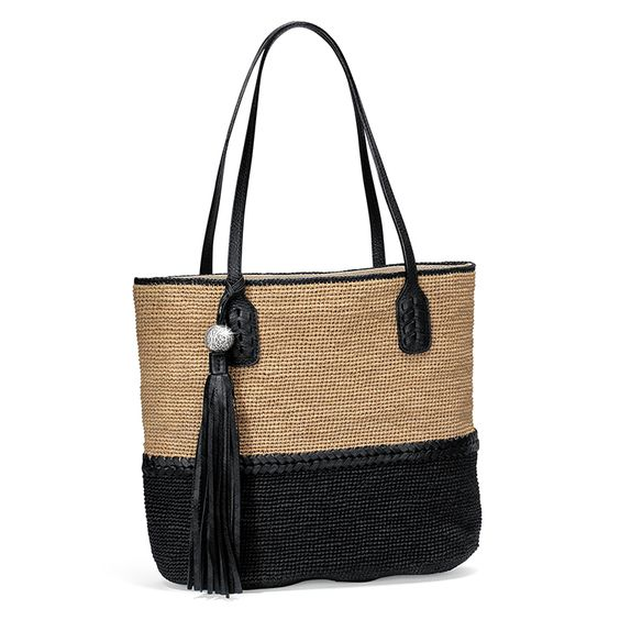 fake hermes - Made by hand with love in Madagascar, the Parma Raffia Tote by ...
