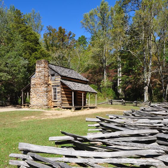 When you visit the Smokies, you can't miss visiting Cades Cove!