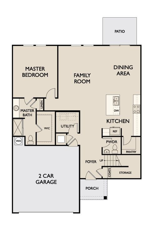 Hubble Shepards Park New Home Plan In Zebulon Nc Renting A House New Homes For Sale House Plans