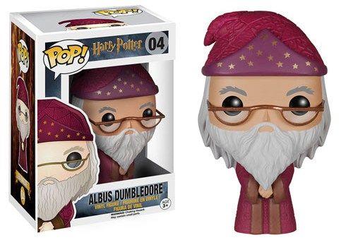 04 Albus Dumbledore Funko Pop