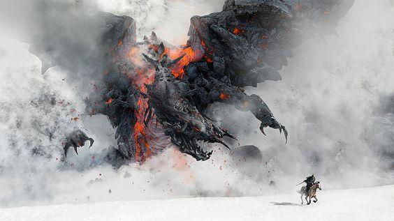 Fall of Gods on Behance