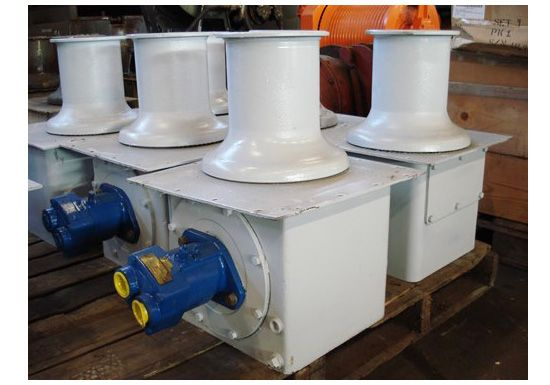 Hydraulic Capstan Durable And Reliable Capstans For Boats Hydraulic Hydraulic Systems Hydraulic Winch