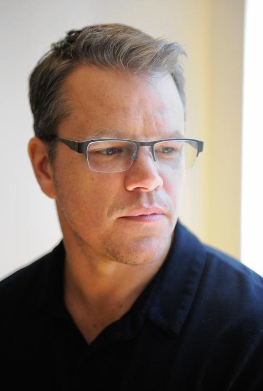 Matt Damon News Column | Matt Damon | Pinterest | News ...