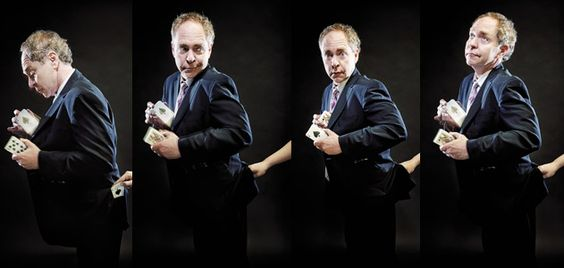 """""""Teller Reveals His Secrets: The smaller, quieter half of the magician duo Penn & Teller writes about how magicians manipulate the human mind. By Teller, Smithsonian magazine, March 2012.  According to magician Teller, 'Neuroscientists are novices at deception. Magicians have done controlled testing in human perception for thousands of years.' """""""