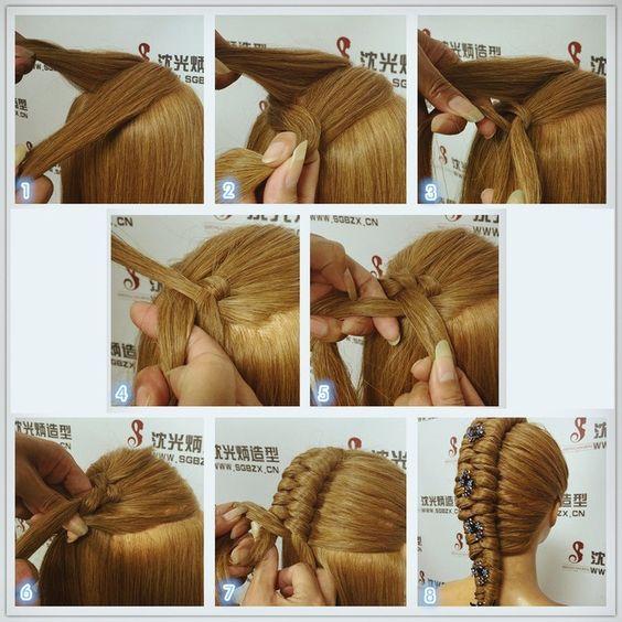 Fashion Arena Hair Styles Braided Hairstyles Pinterest Hair