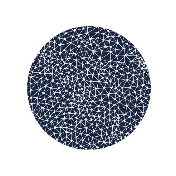 imaginary constellations no 1 fine art Giclée by cutiepiecompany