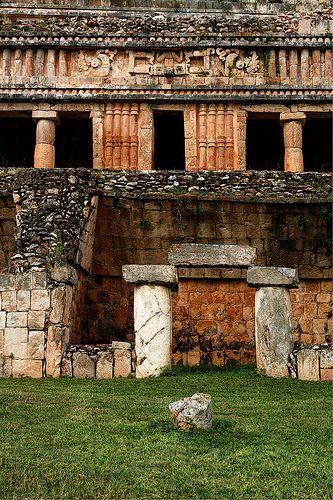 Sayil, Yucatán, México