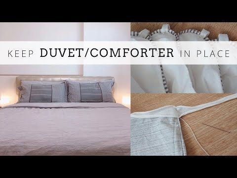 4504a54676c83ea9ab0e052d467b3a88 - How To Get Duvet Cover To Stay In Place