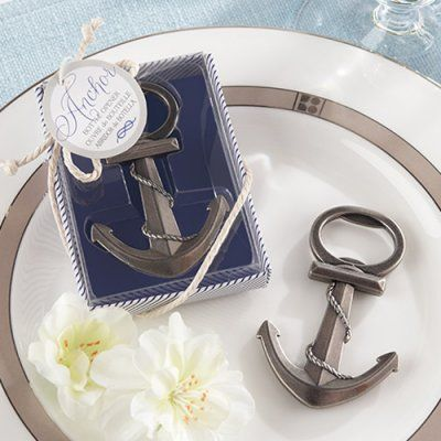 Nautical Themed Bottle Opener - $2.36 favors - great for rental homes