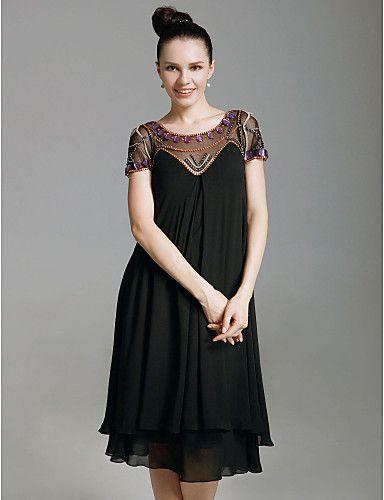 Modelos de Vestidos para Gorditas y Bajitas