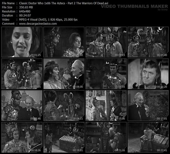 Doctor Who: An Unearthly Child (TV) 1963: