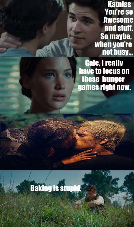 Poor Gale.