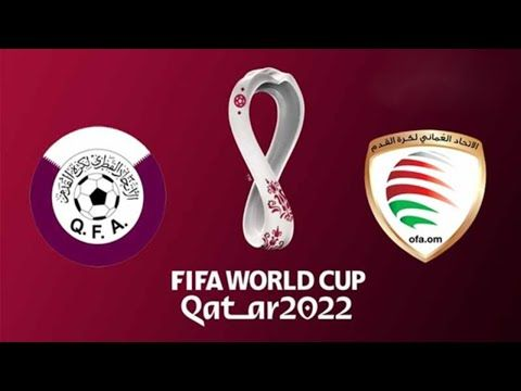 Live Football Qatar Vs Oman Live Streaming 2022 Fifa World Cup Qualifiers 2022 Fifa World Cup Fifa World Cup World Cup Qualifiers