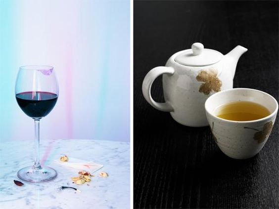 Green tea, red wine reduce cold, cough risk: Study - The Economic Times