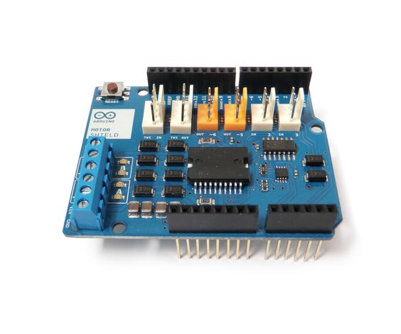 Arduino Motor Shield Tutorial To Be Arduino And Places