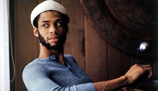 Kareem Abdul-Jabbar.