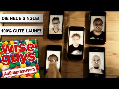 Wise Guys - Antidepressivum - offizielles Musikvideo