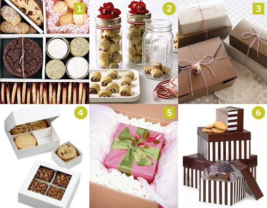 Cookie Swap Packaging & Shipping Tips