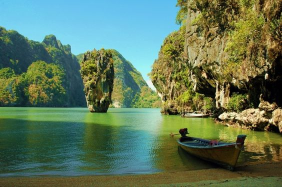 Phang Nga Bay - Thaïlande