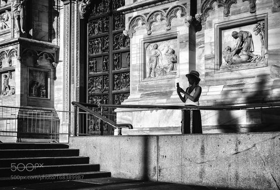 Shadows of Marble by Petricor_Photography