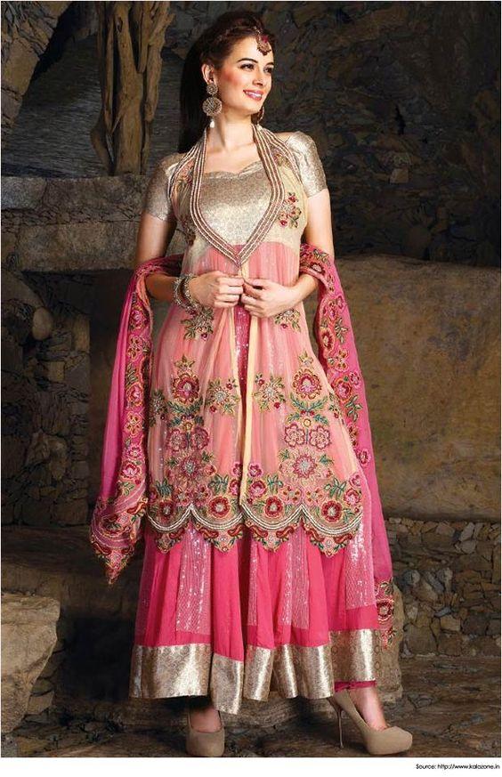 Punjabi Suits Neck Designs   Punjabi Dress Designs
