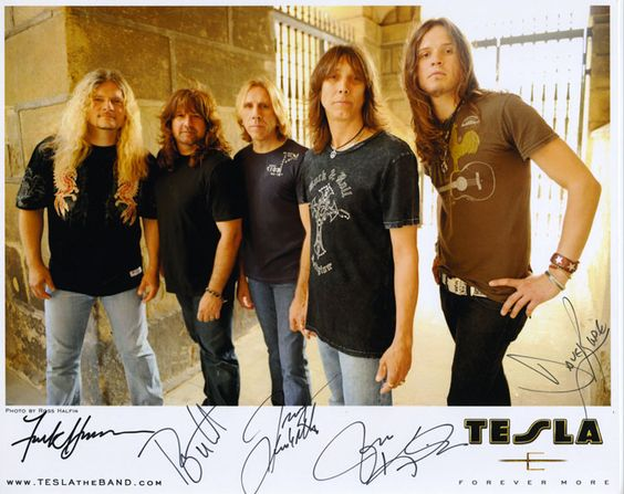 tesla 80's rock band pics   Contest: Win A Tesla Prize Pack! -