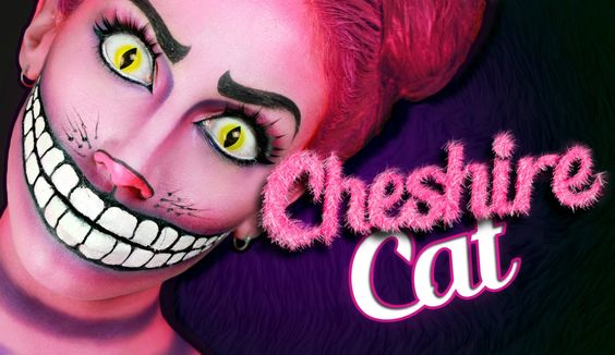 Cheshire Cat - MAKEUP TUTORIAL | Anaïs Marion